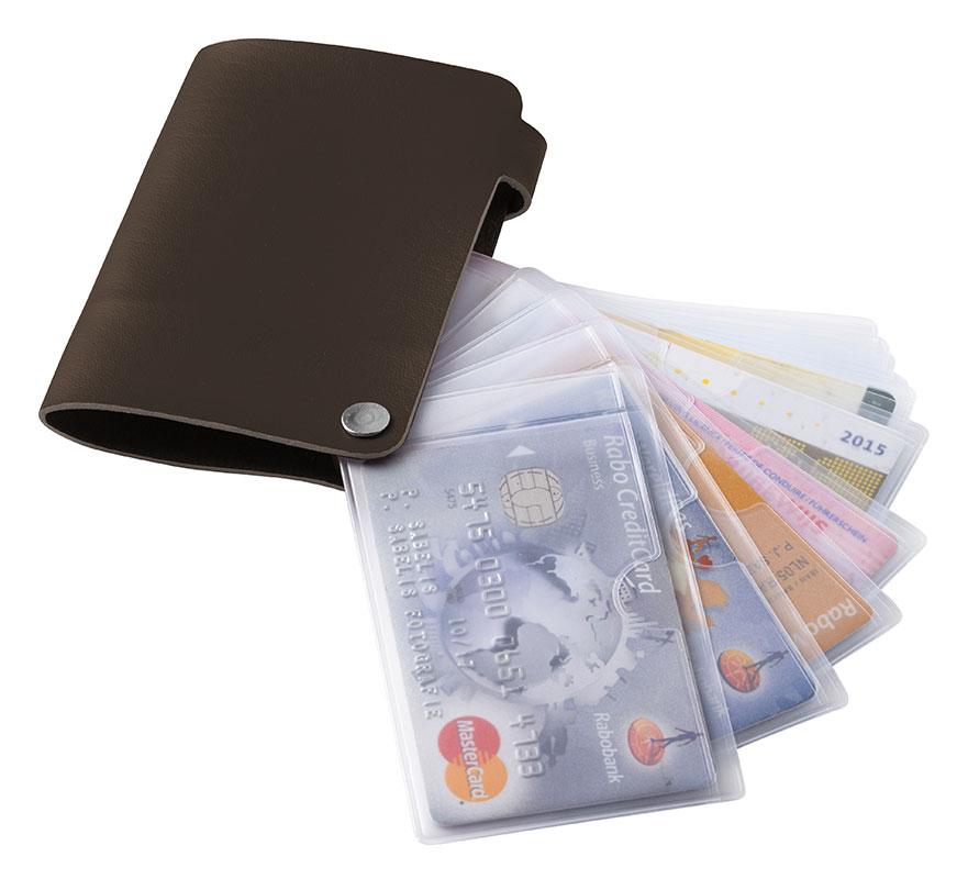 9ad16e37cdcdc7 Porta carte di credito in plastica personalizzato