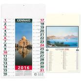 Calendari illustrati 2018