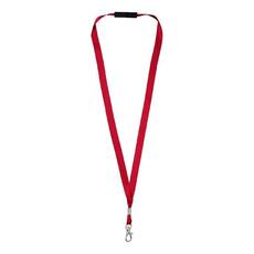 Lanyard Oro con sgancio di sicurezza - colore Rosso