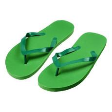 Infradito da spiaggia taglia L - colore Verde