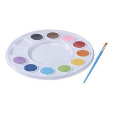 Set di acquerelli - colore Bianco