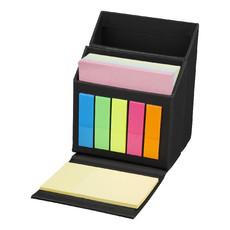 Organizer da scrivania in cartone - colore Nero