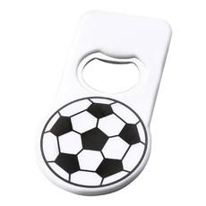 Apribottiglie stile calcio - colore Bianco