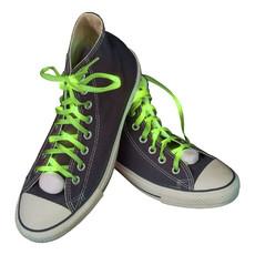 Lacci a LED per scarpe - colore Lime
