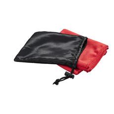 Asciugamano rinfrescante in sacchetto - colore Rosso