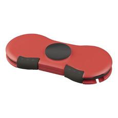 Spin-it con cavo di ricarica - colore Rosso