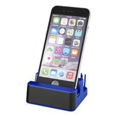 Supporto da scrivania multifunzione - colore Blu Royal