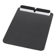 Tappetino per mouse con hub USB - colore Nero