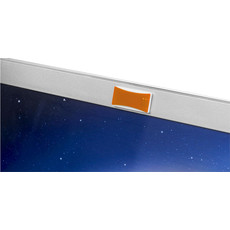 Copertura webcam Shane - colore Arancio