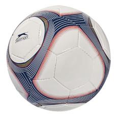 Pallone da calcio cucito a mano - colore Bianco/Navy