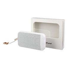 Speaker Bluetooth impermeabile Wall - colore Bianco