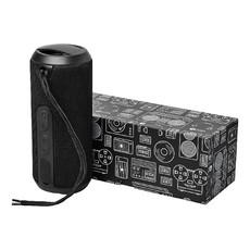 Speaker in tessuto impermeabile - colore Nero