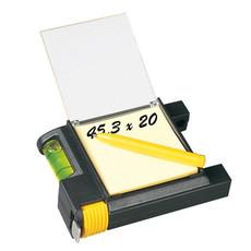 Flessometro con livella personalizzato