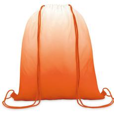 Sacca sfumata colore arancio MO9560-10