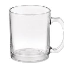 Tazza in vetro 300ml colore trasparente MO6118-22