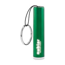 Torcia a LED in con logo luminoso colore verde MO9469-09