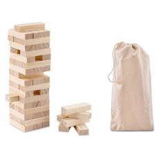 Gioco di abilità in legno colore legno MO9574-40