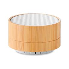 Speaker bluetooth in bamboo colore bianco MO9609-06