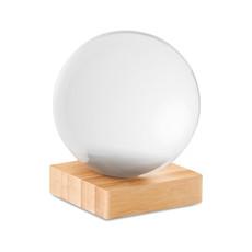 Palla di vetro fermacarte colore trasparente MO9742-22