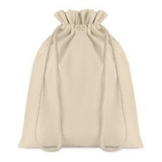 Sacca media in cotone naturale colore beige MO9730-13