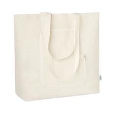 Shopper pieghevole ecologica colore beige MO9750-13