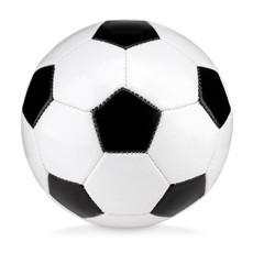 Pallone da calcio 15cm colore bianco/nero MO9788-33