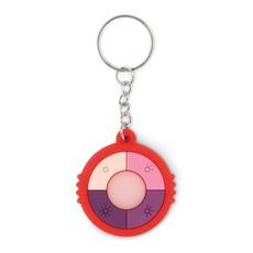 Portachiavi con sensore UV colore rosso MO9839-05