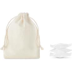 Set asciugamani compressi colore beige MO9829-13
