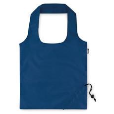 Shopper pieghevole in RPET colore blu royal MO9861-37