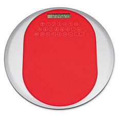 Tappetino per mouse con calcolatrice