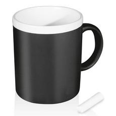 Tazza in ceramica con lavagna