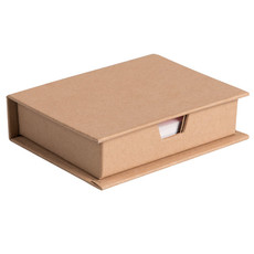 memopad in carta personalizzato