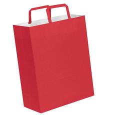 Shopper colorata con personalizzazione
