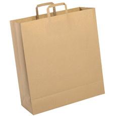 Shopper riciclata maniglia piatta