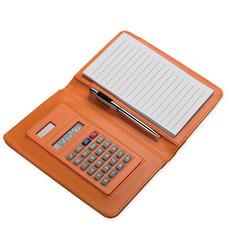 Calcolatrice con block notes