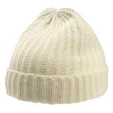 berretto in maglia chunky