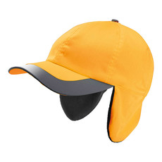 cappello fluorescente invernale