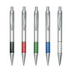 penna con impugnatura decorata