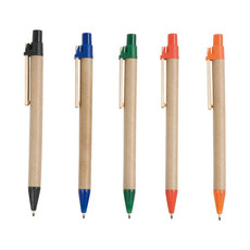 penna in legno personalizzata