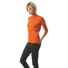tshirt donna b&c collection personalizzata