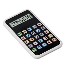 Calcolatrice in plastica personalizzata