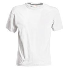 T-shirt manica corta  bianca Sunset Payper