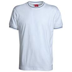 T-shirt manica corta rib a contrasto Prince Payper