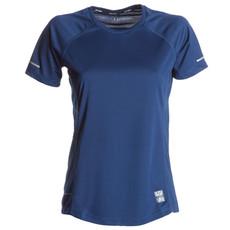 T-shirt donna sportiva, traspirante a manica corta Running Lady Payper