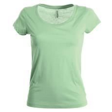 T-shirt donna alta qualità ampio girocollo Backfire Payper