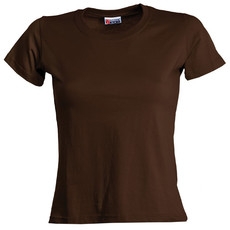 T-shirt donna colletto basso Slim Payper
