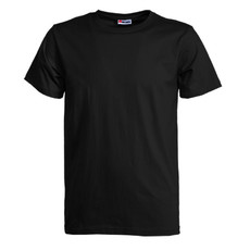 t-shirt manica corta e colletto basso Fit Payper