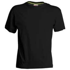 T-shirt manica corta colorata, interno collo contrasto Under Payper