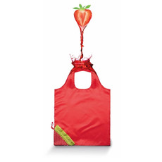 shopper a forma di fragola