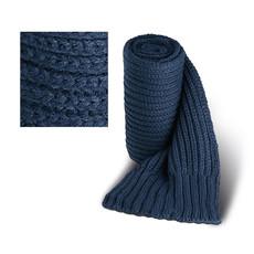 sciarpa a maglia